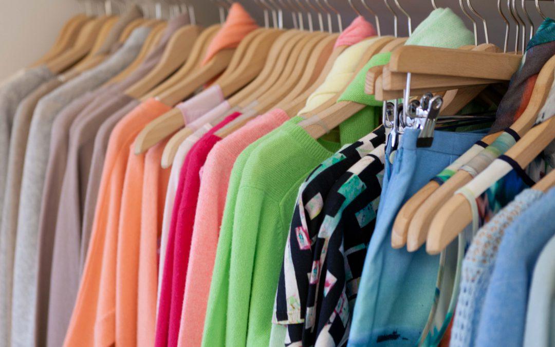 De 5 Tips voor een overzichtelijke Garderobekast!